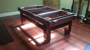 Correctly performing pool table installations, Waukegan Illinois
