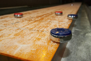 SOLO® Shuffleboard Movers Waukegan, Illinois.